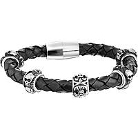 bracelet man jewellery Police Relic S14AJJ02B