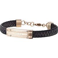 bracelet man jewellery Police Reno S14ALI01B