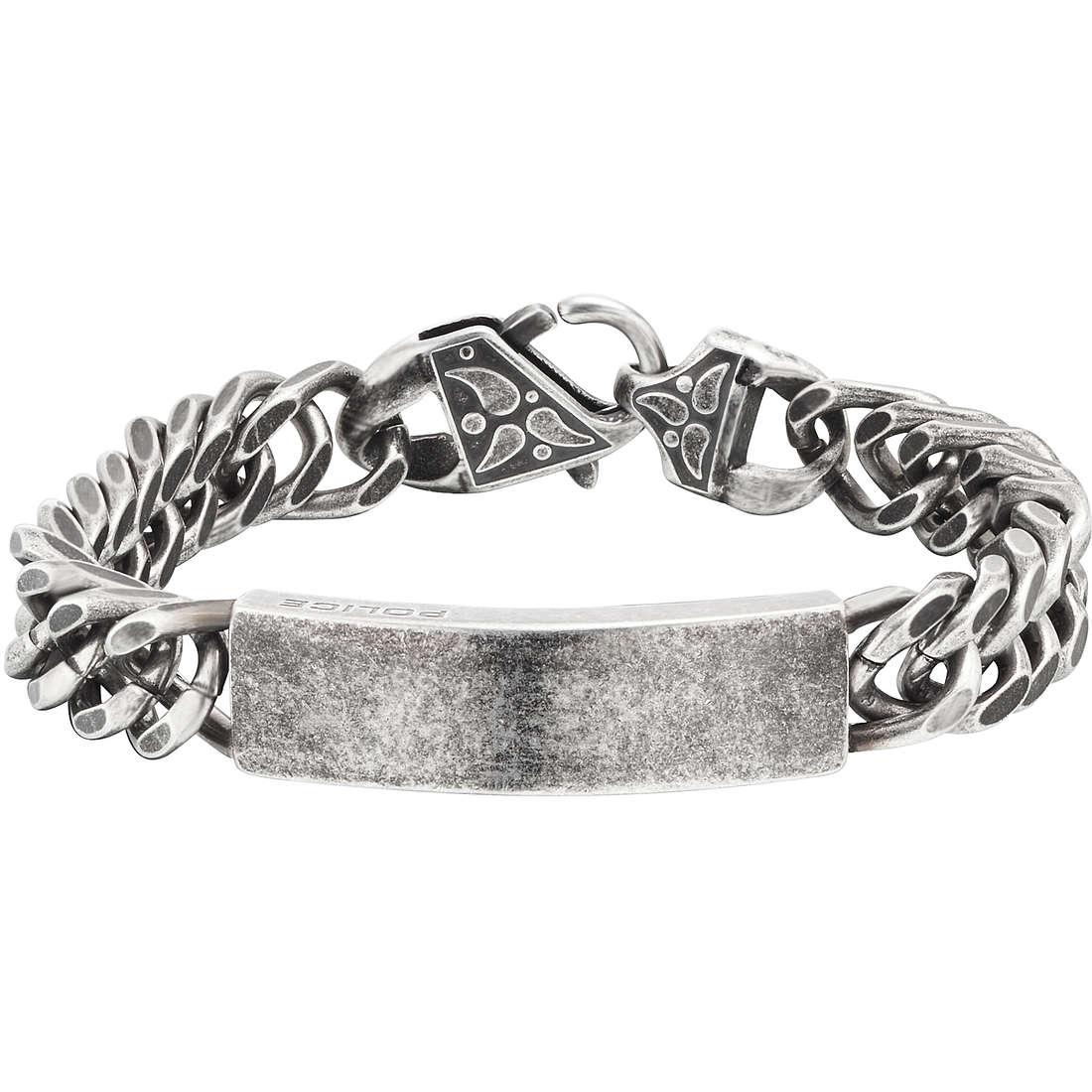 bracelet man jewellery Police Rogue S14AGU01B