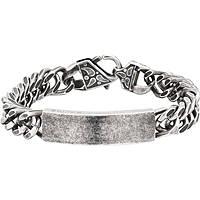 bracelet man jewellery Police Rogue S14AGU02B