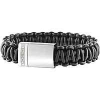 bracelet man jewellery Police Roman S14AGV01B