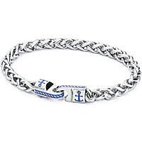 bracelet man jewellery Sagapò Admiral SAGAPOSAM11