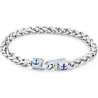 bracelet man jewellery Sagapò Admiral SAGAPOSAM12