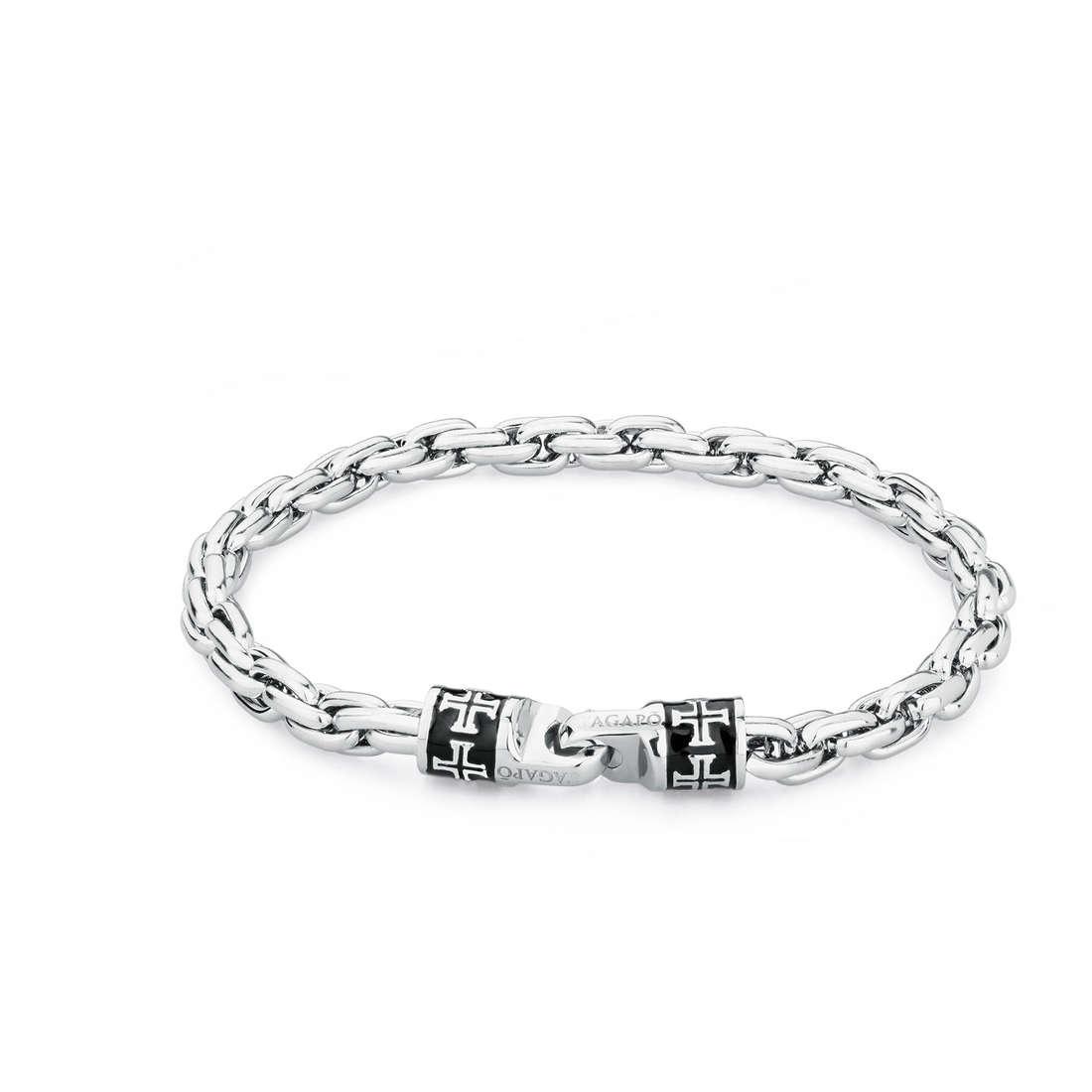 bracelet man jewellery Sagapò Admiral SAGAPOSAM14