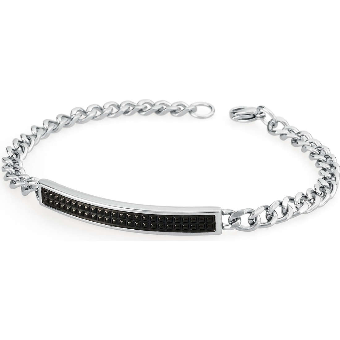 bracelet man jewellery Sagapò Bronx SBR14
