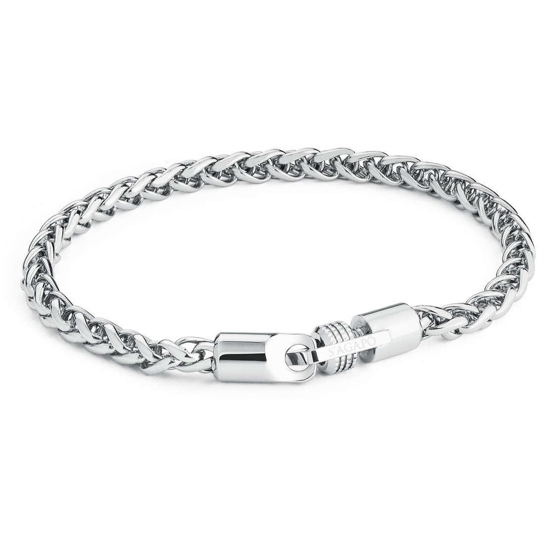 bracelet man jewellery Sagapò Climber SCM06
