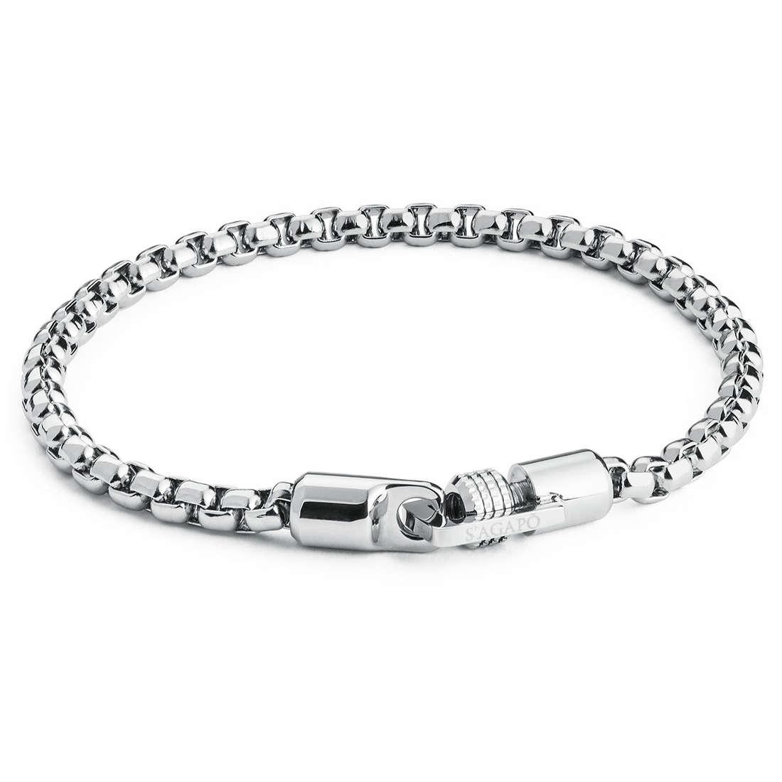 bracelet man jewellery Sagapò Climber SCM08
