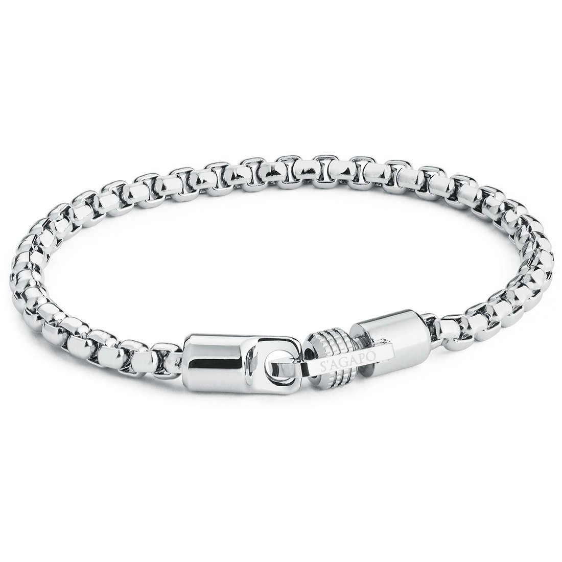 bracelet man jewellery Sagapò Climber SCM08A