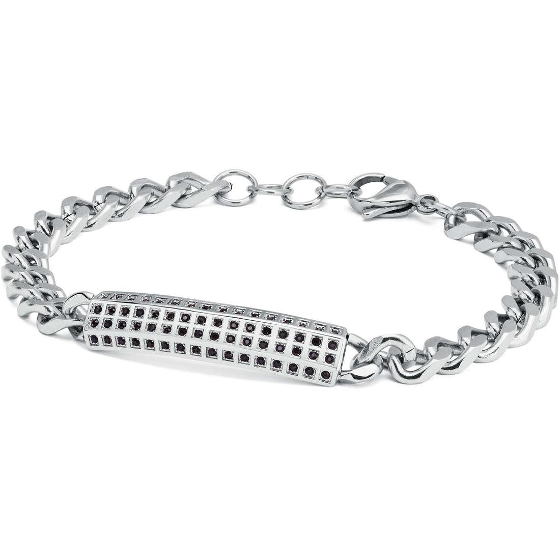bracelet man jewellery Sagapò Fifth Avenue SAGAPOSFI11