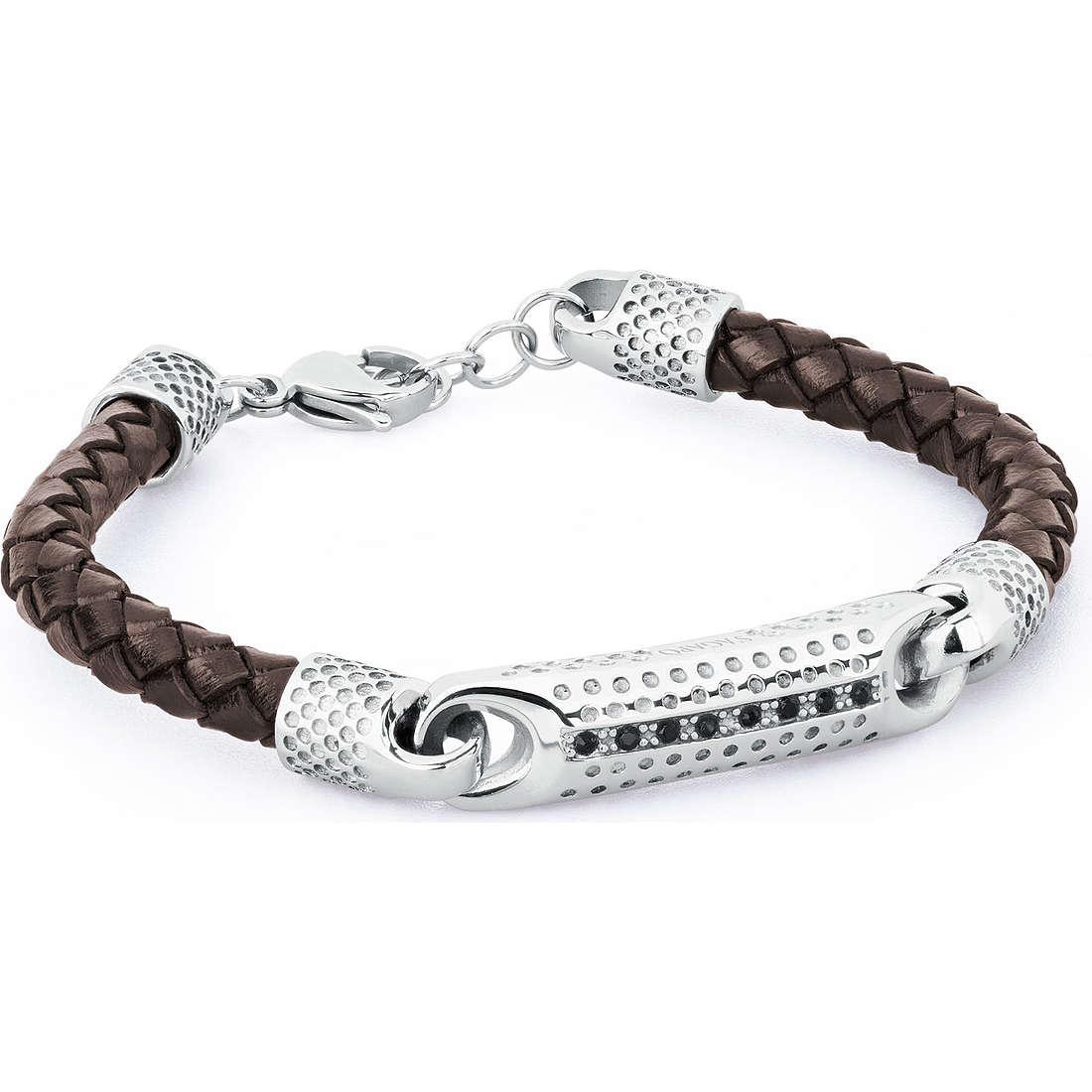 bracelet man jewellery Sagapò Ground SGD11
