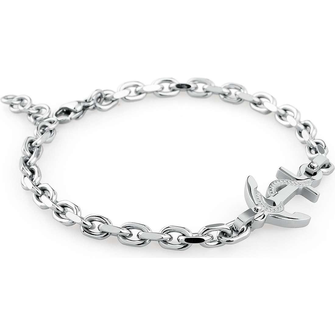 bracelet man jewellery Sagapò Harbour SHR11