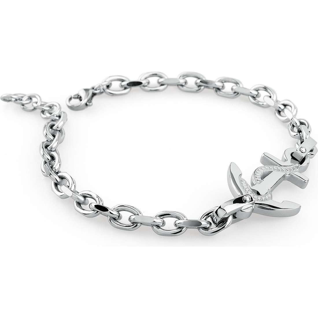 bracelet man jewellery Sagapò Harbour SHR12