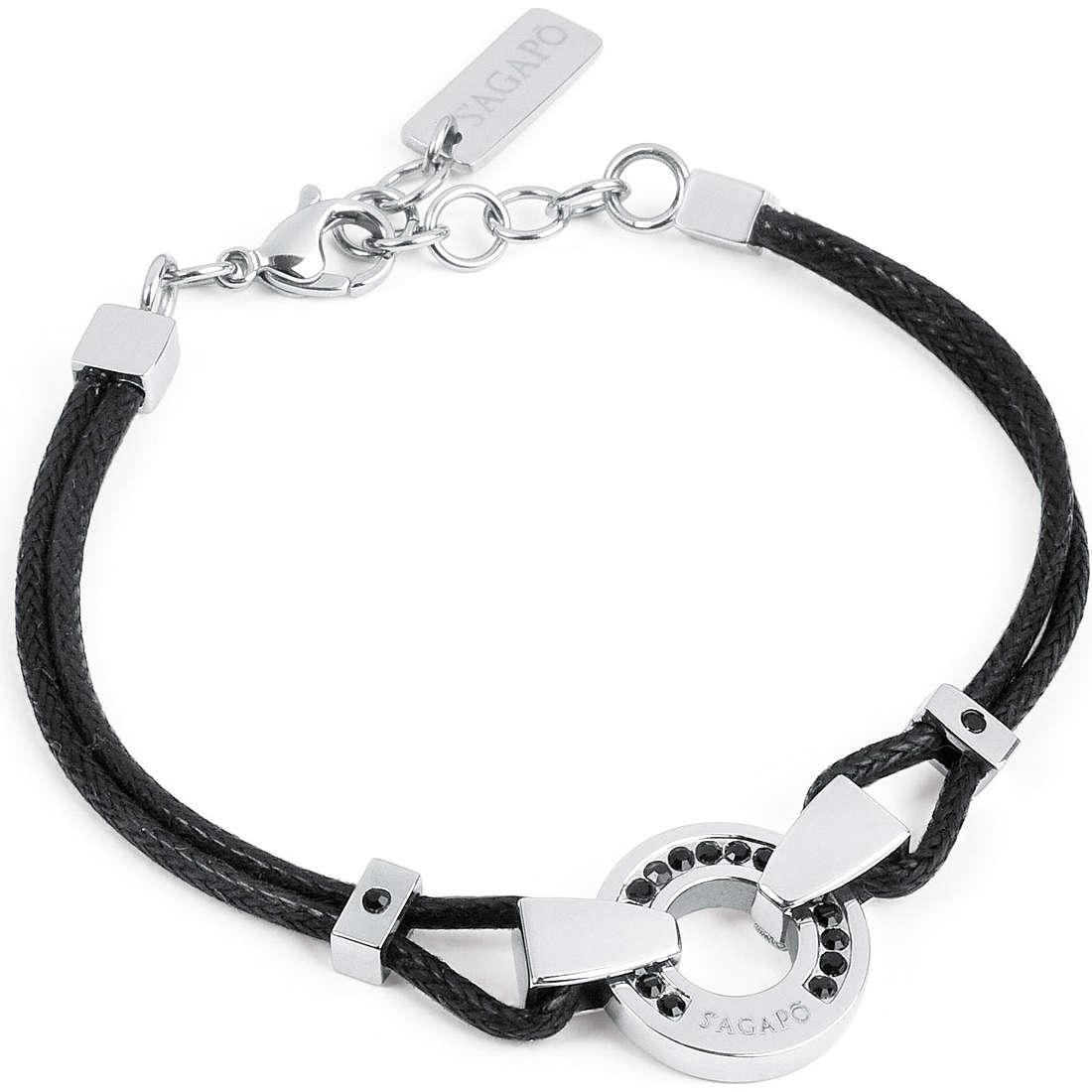bracelet man jewellery Sagapò Indianapolis SND01