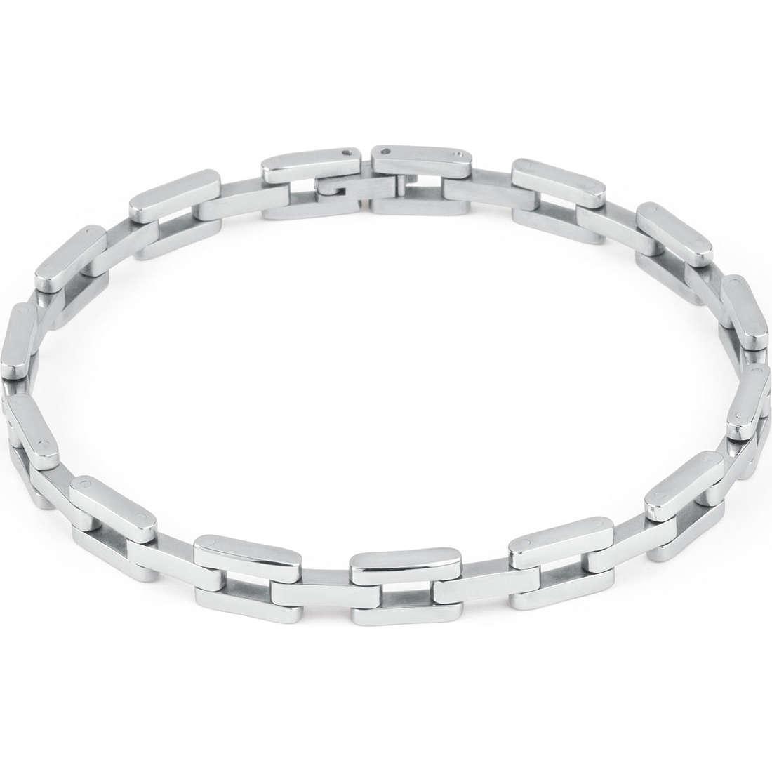 bracelet man jewellery Sagapò Monterey SMR13