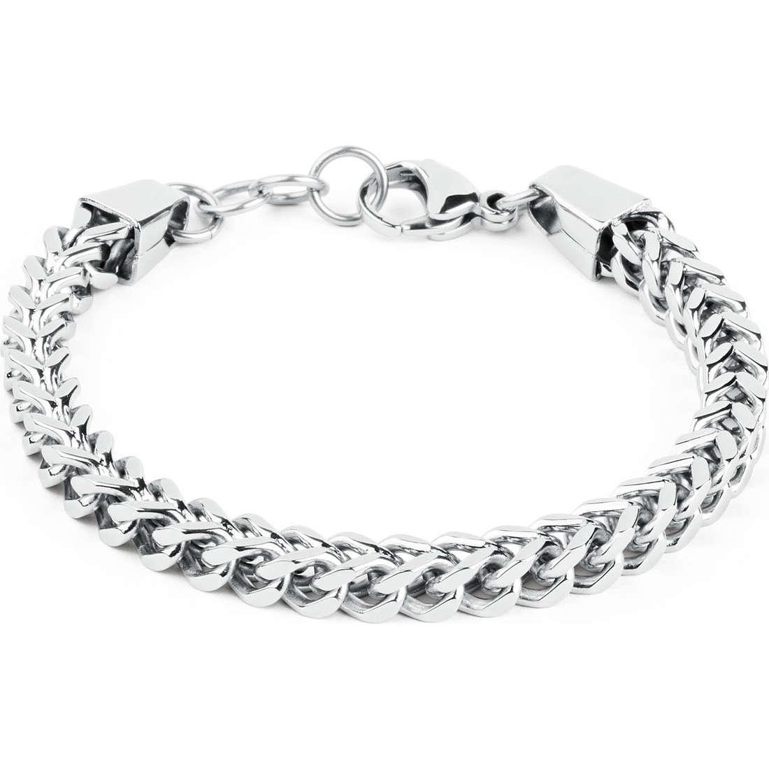 bracelet man jewellery Sagapò Monterey SMR18