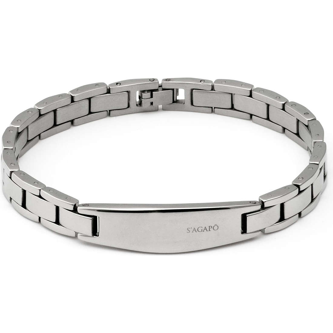bracelet man jewellery Sagapò Panama SPA14
