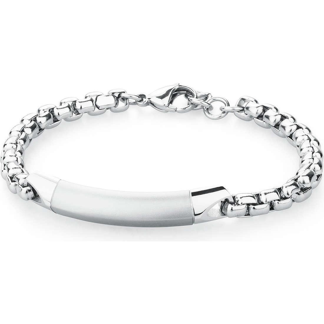 bracelet man jewellery Sagapò SAGAPOSAB12