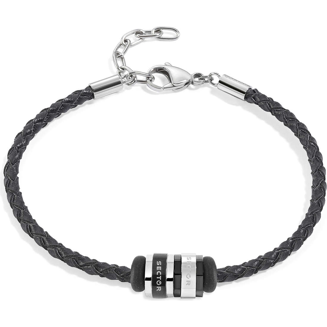 bracelet man jewellery Sector ACE SAAL130