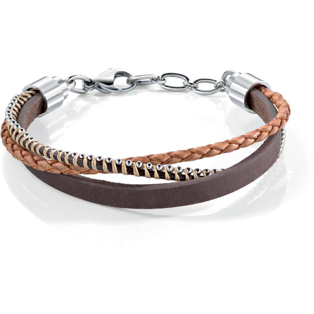 bracelet man jewellery Sector Bandy SZV18
