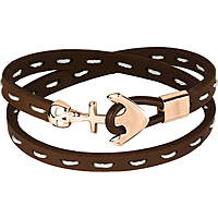 bracelet man jewellery Sector Bandy SZV19