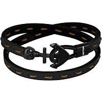bracelet man jewellery Sector Bandy SZV21