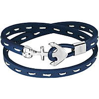 bracelet man jewellery Sector Bandy SZV22