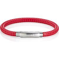 bracelet man jewellery Sector Basic Soft SAFB18