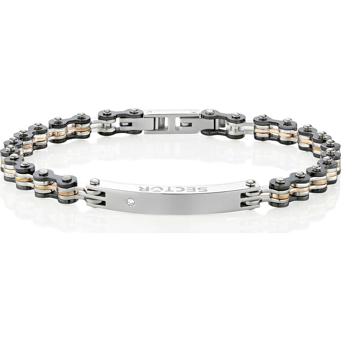 bracelet man jewellery Sector Energy SAFT02