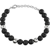 bracelet man jewellery Sector Natural SALU03