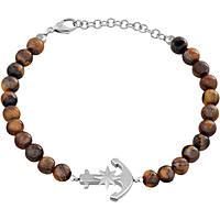 bracelet man jewellery Sector Natural SALU08