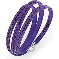 bracelet unisex bijoux Amen Ave Maria Italiano AM-AMIT09-60