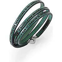 bracelet unisex bijoux Amen Padre Nostro Italiano AM-PNIT03-54