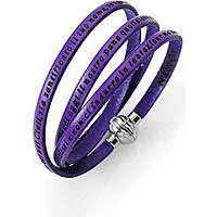 bracelet unisex bijoux Amen Padre Nostro Italiano AM-PNIT09-60