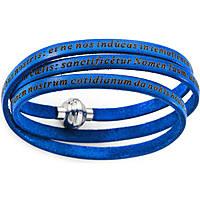 bracelet unisex bijoux Amen Padre Nostro Latino AM-PNLA06-57