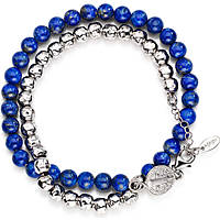 bracelet unisex bijoux Amen San Benedetto BR2SBBL