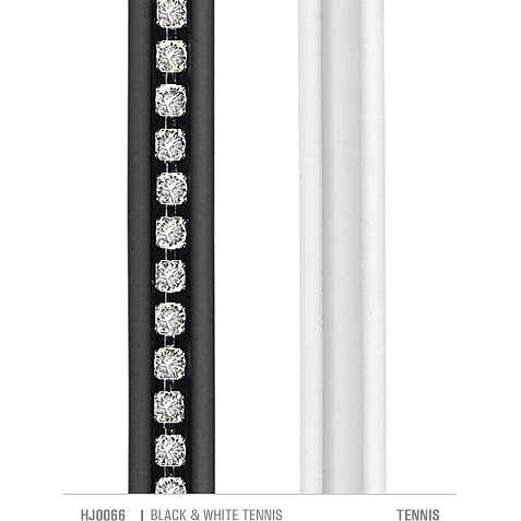 bracelet unisex bijoux Hip Hop Tennis HJ0066