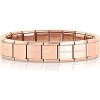 bracelet unisex bijoux Nom.Composable 032001/SI/011