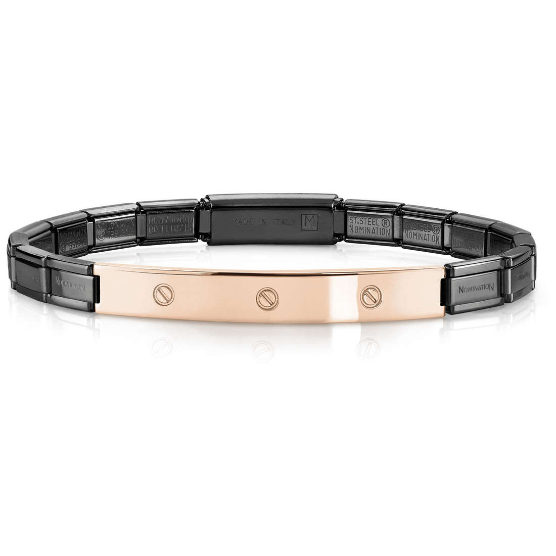 bracelet unisex bijoux Nomination 021115/029