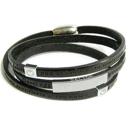 bracelet unisex bijoux Sector Love and Love SADO02