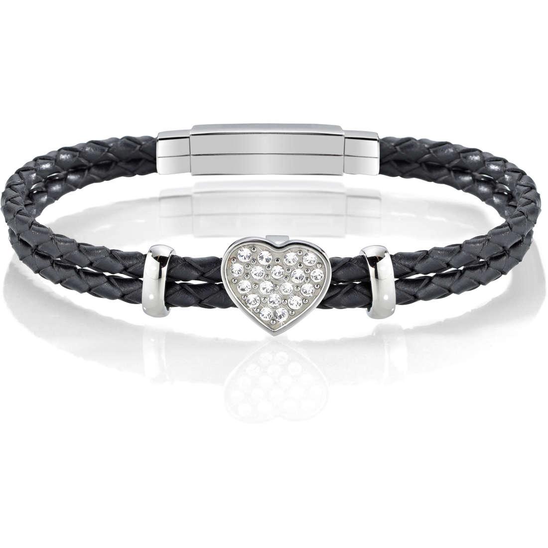bracelet unisex bijoux Sector Love and Love SADO25