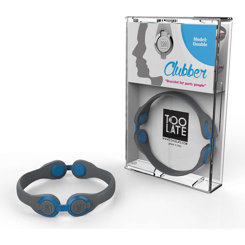 bracelet unisex bijoux Too late Clubber 8052745222522