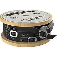 bracelet unisex bijoux Too late Save The Date 8052745222942