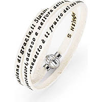 bracelet unisex jewellery Amen Ave Maria Italiano MY-AMIT07-57