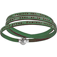 bracelet unisex jewellery Amen Ave Maria Latino AM-AMLA03-57