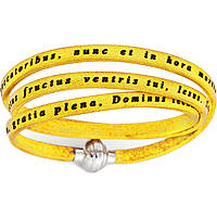 bracelet unisex jewellery Amen Ave Maria Latino AM-AMLA11-57