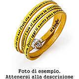 bracelet unisex jewellery Amen Madre Teresa di Calcutta FVM-MTC11-57
