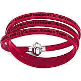 bracelet unisex jewellery Amen Padre Nostro Latino AM-PNLA08-54