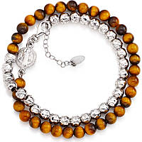 bracelet unisex jewellery Amen San Benedetto BR2SBOT