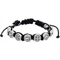 bracelet unisex jewellery Amen Santi SHSB02