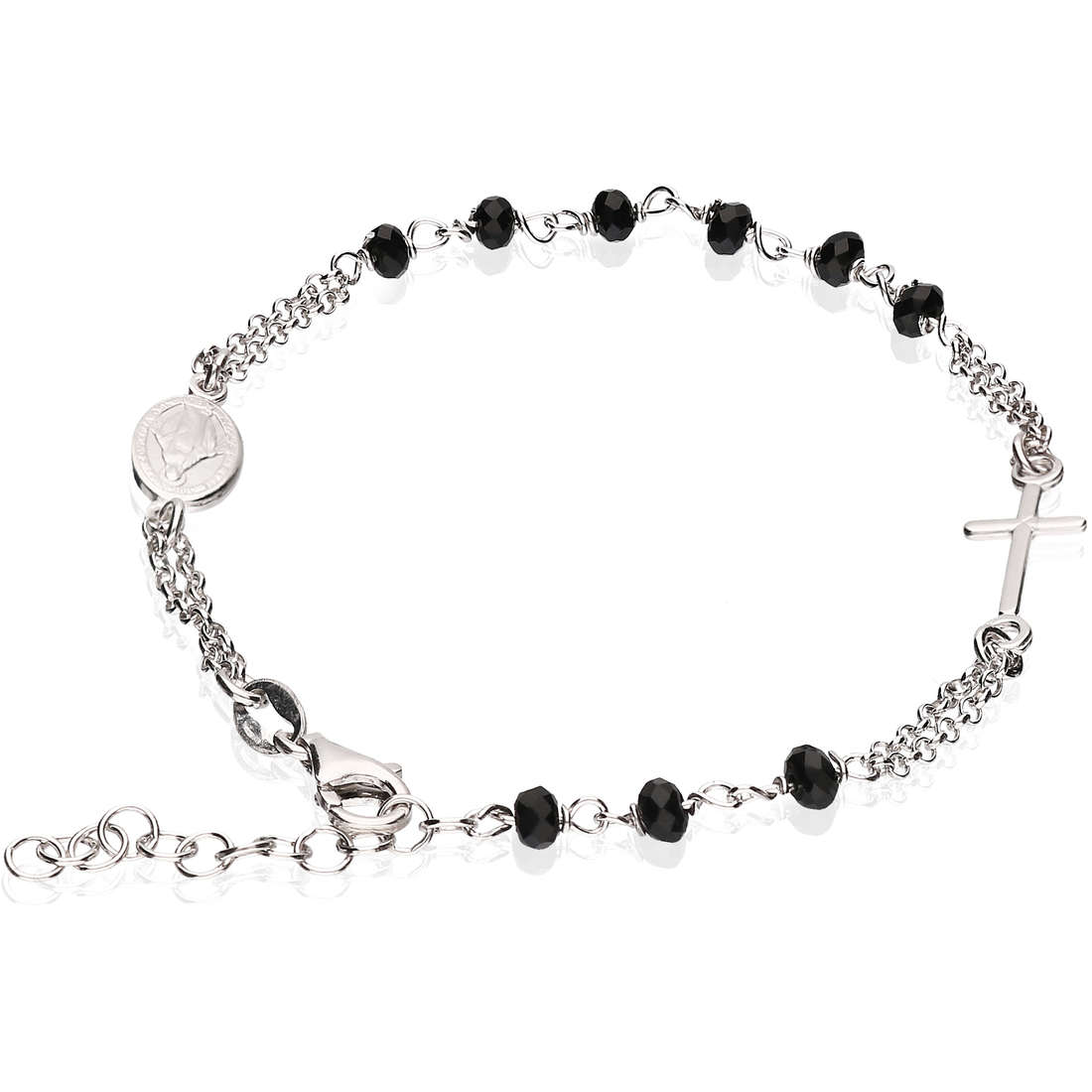 bracelet unisex jewellery GioiaPura GPSRSBR1930